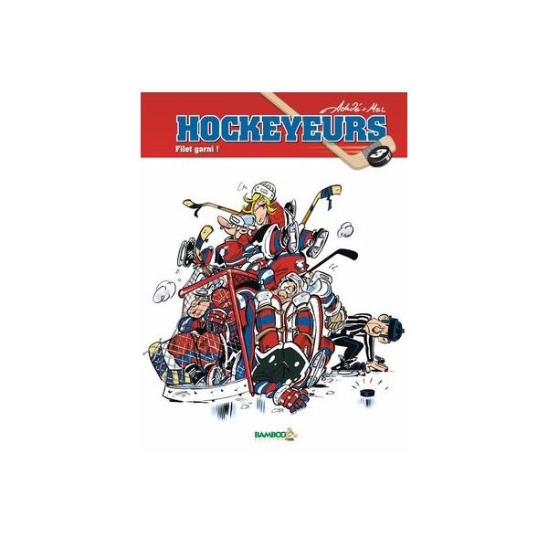 Livre BD Hockeyeurs N°3