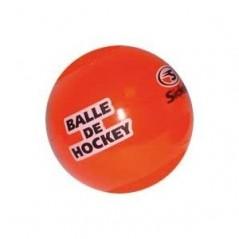 Balle plastique orange