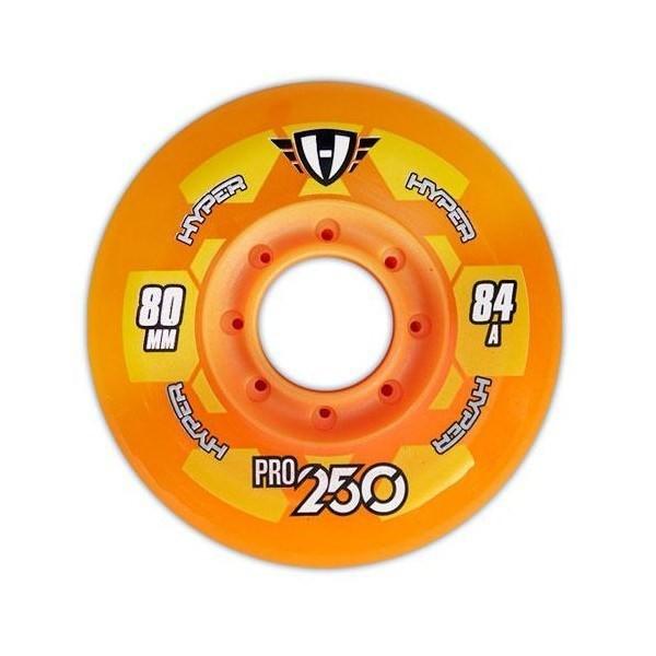 Pack de 4 roues HYPER Pro 250 84A