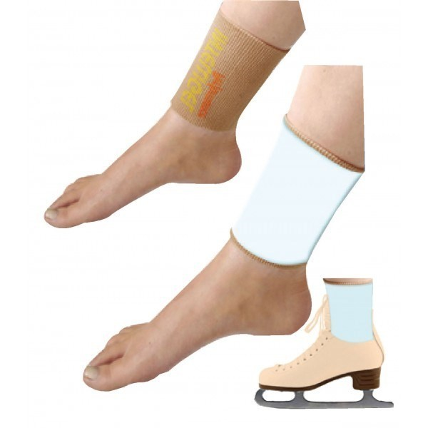 Bande gel protection tibia