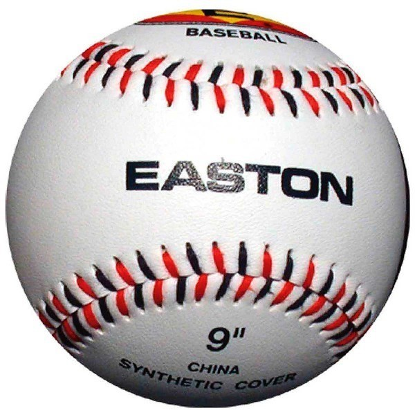 Balle EASTON Soft Training Ball 9""