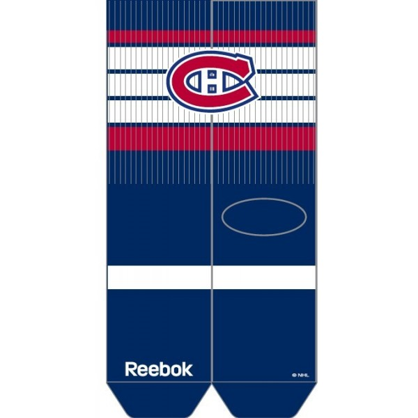 Chaussettes NHL REEBOK Team Logo adulte