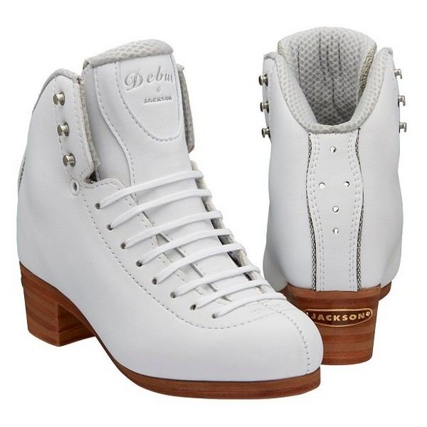 Bottines JACKSON 2430 Debut Low Cut blanc