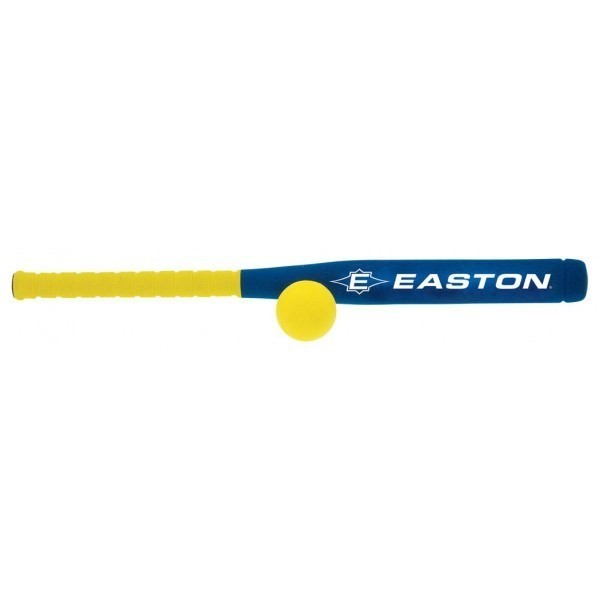Pack EASTON batte + balle mousse rigide