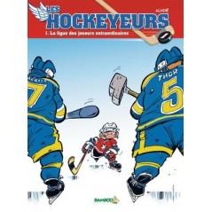 Livre BD Hockeyeurs N°1