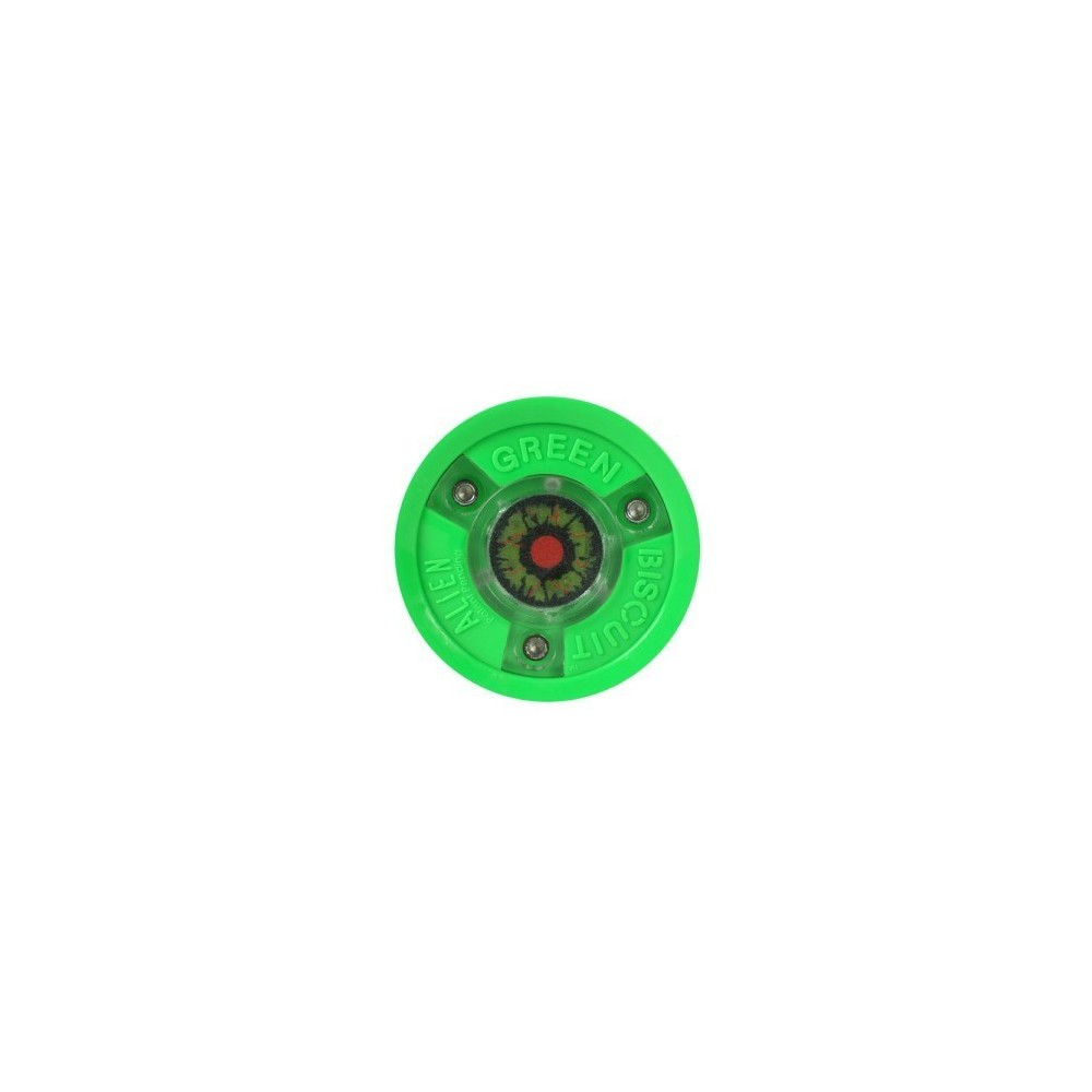 Palet GREEN BISCUIT Alien Led
