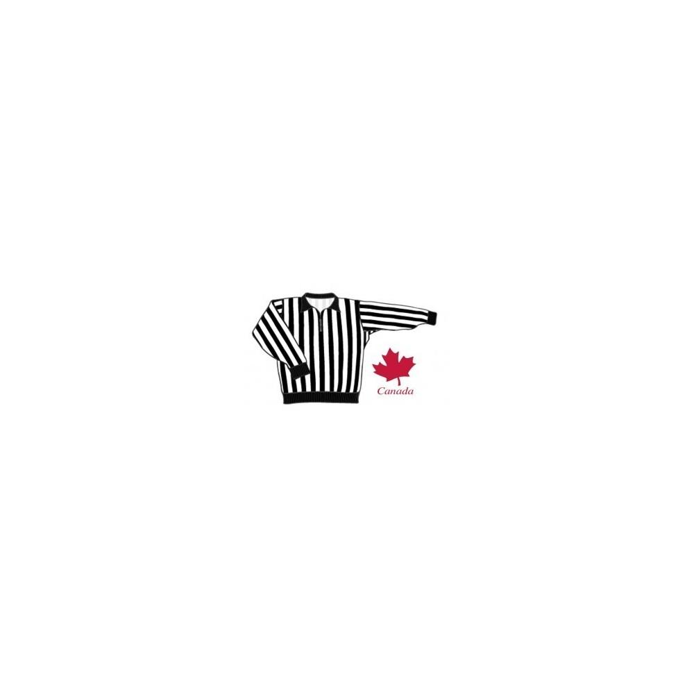Maillot arbitre SP 1/2 zip
