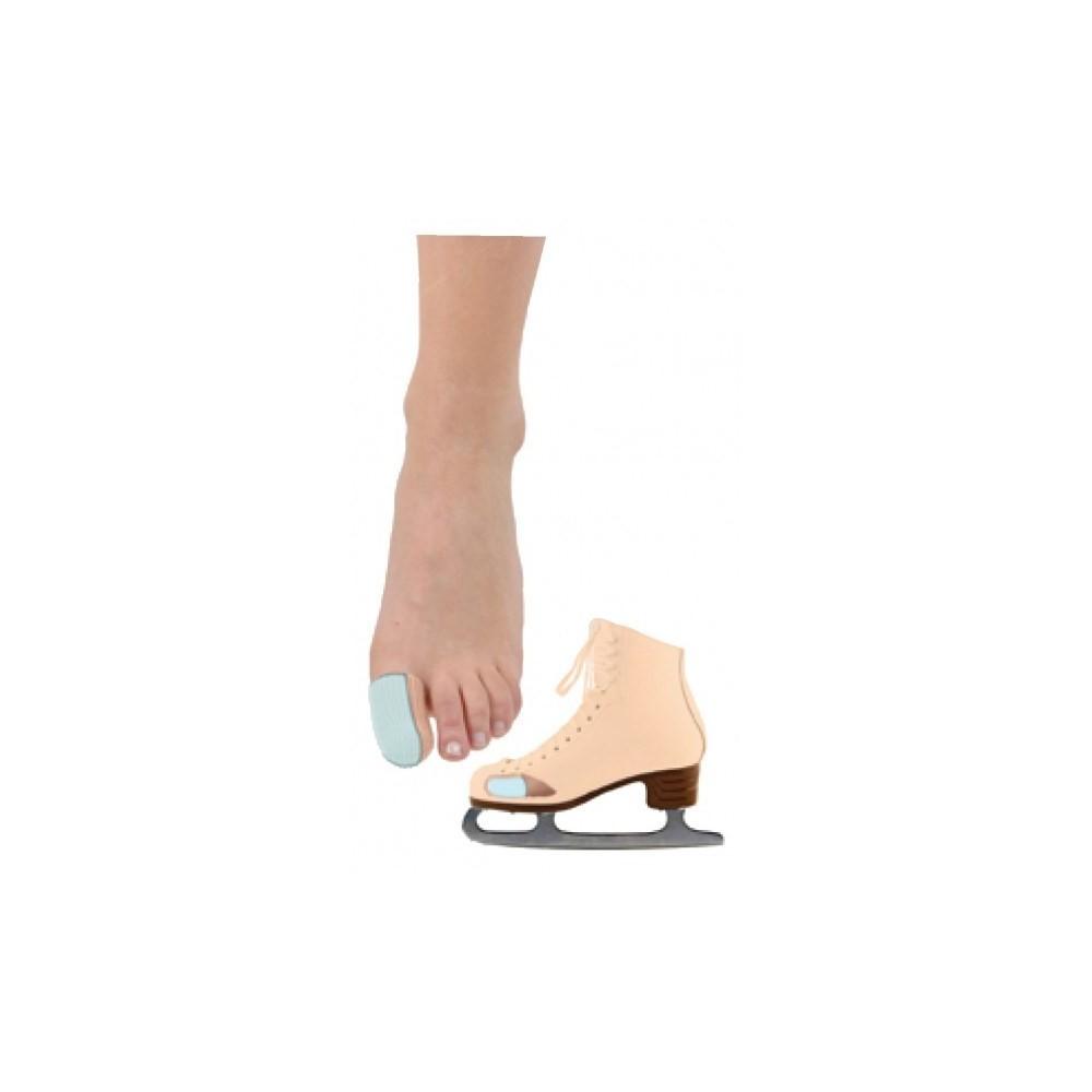Bande gel protection doigt de pied