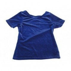 Tee-shirt MONDOR velours enfant