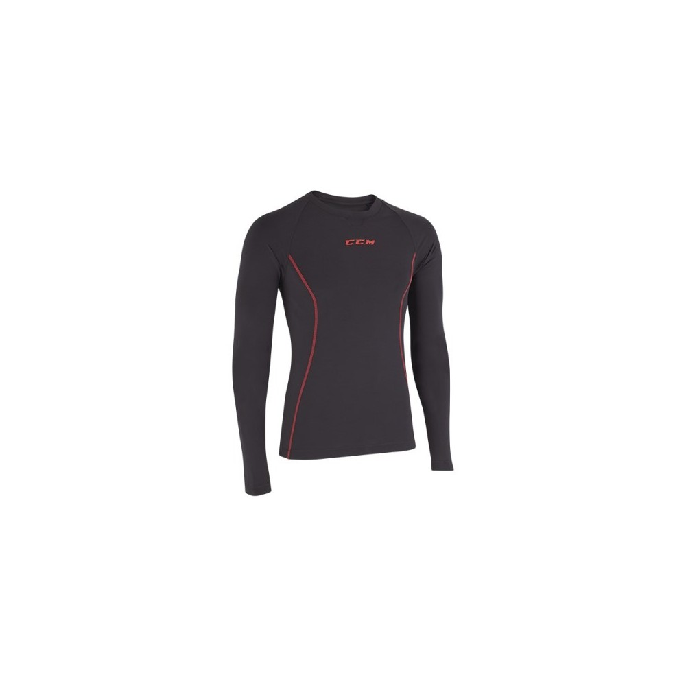 Tee-shirt CCM Performance Compression senior