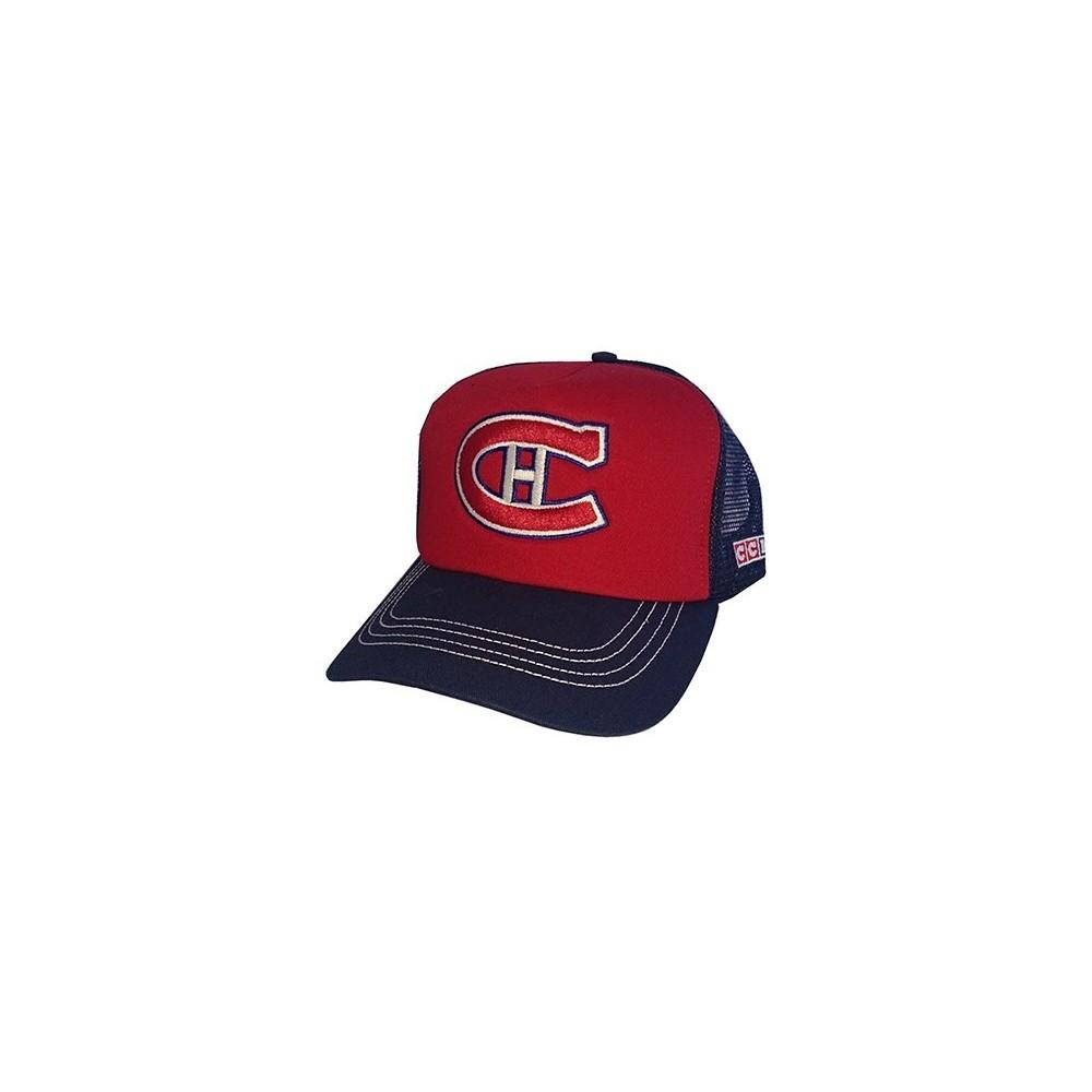 Casquette NHL CCM Vintage Trucker