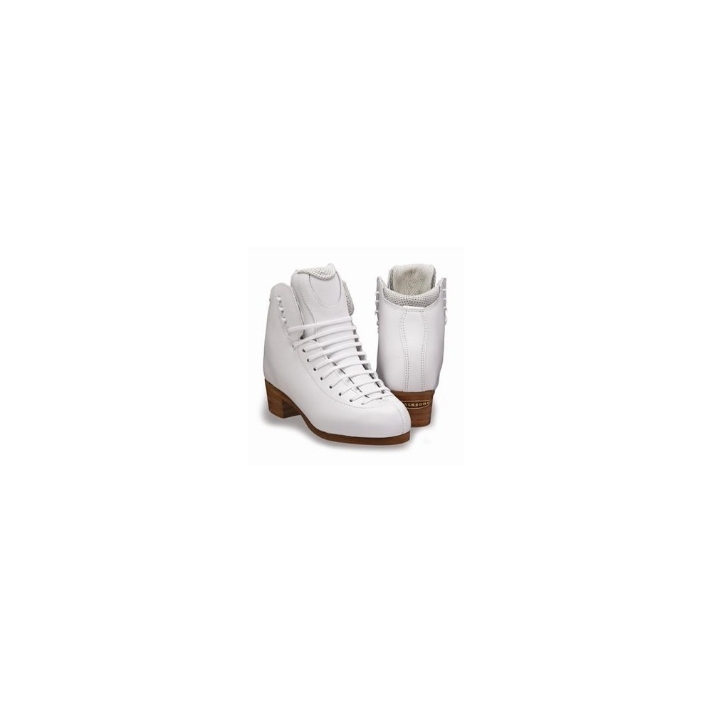Patins JACKSON Elite Low Cut blanc