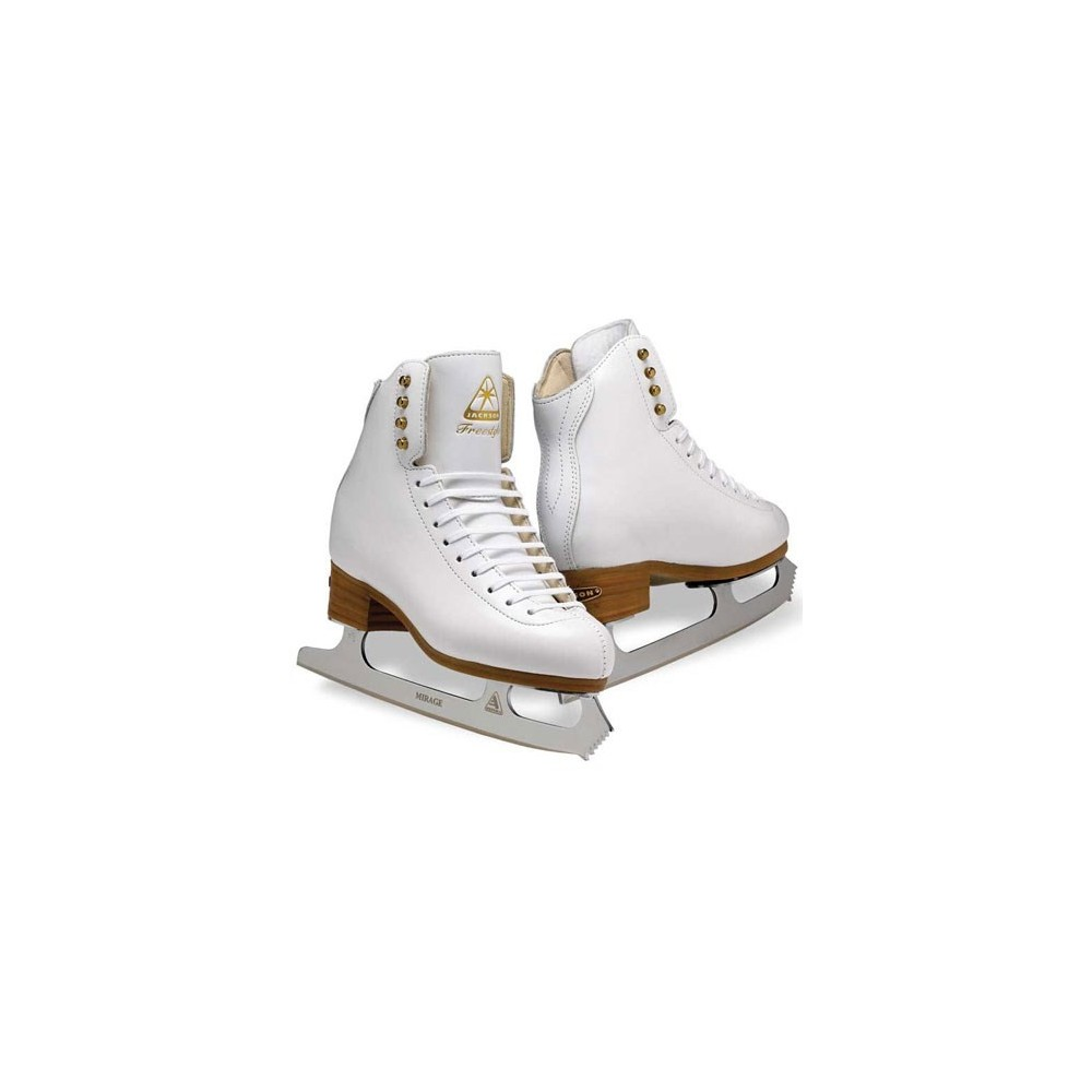 Patins JACKSON Freestyle blanc