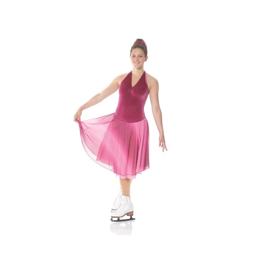 Tunique MONDOR 12919 velours jupe longue adulte