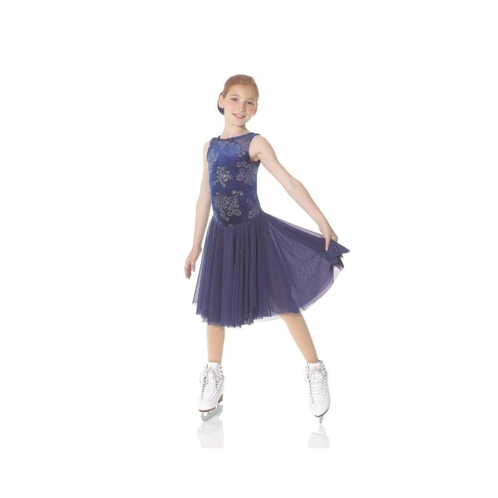 Tunique MONDOR 12918 velours jupe longue adulte