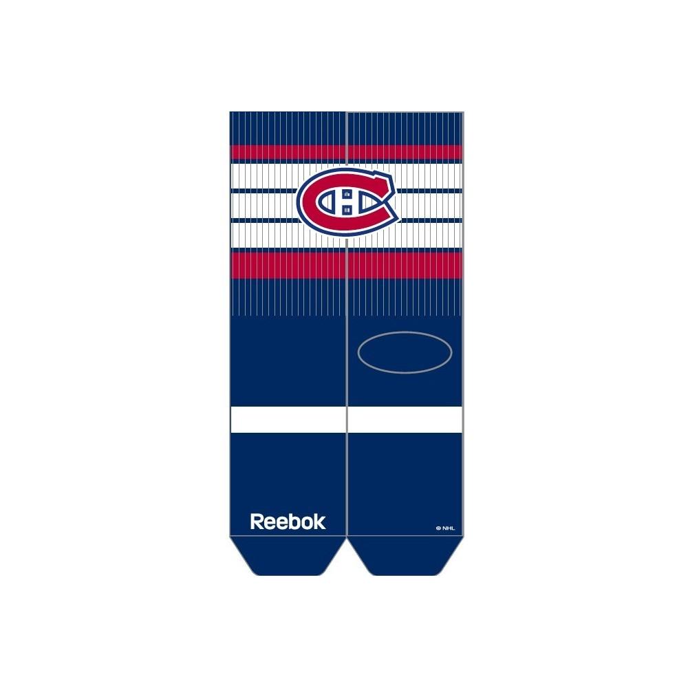 Chaussettes NHL REEBOK Team Logo adulte