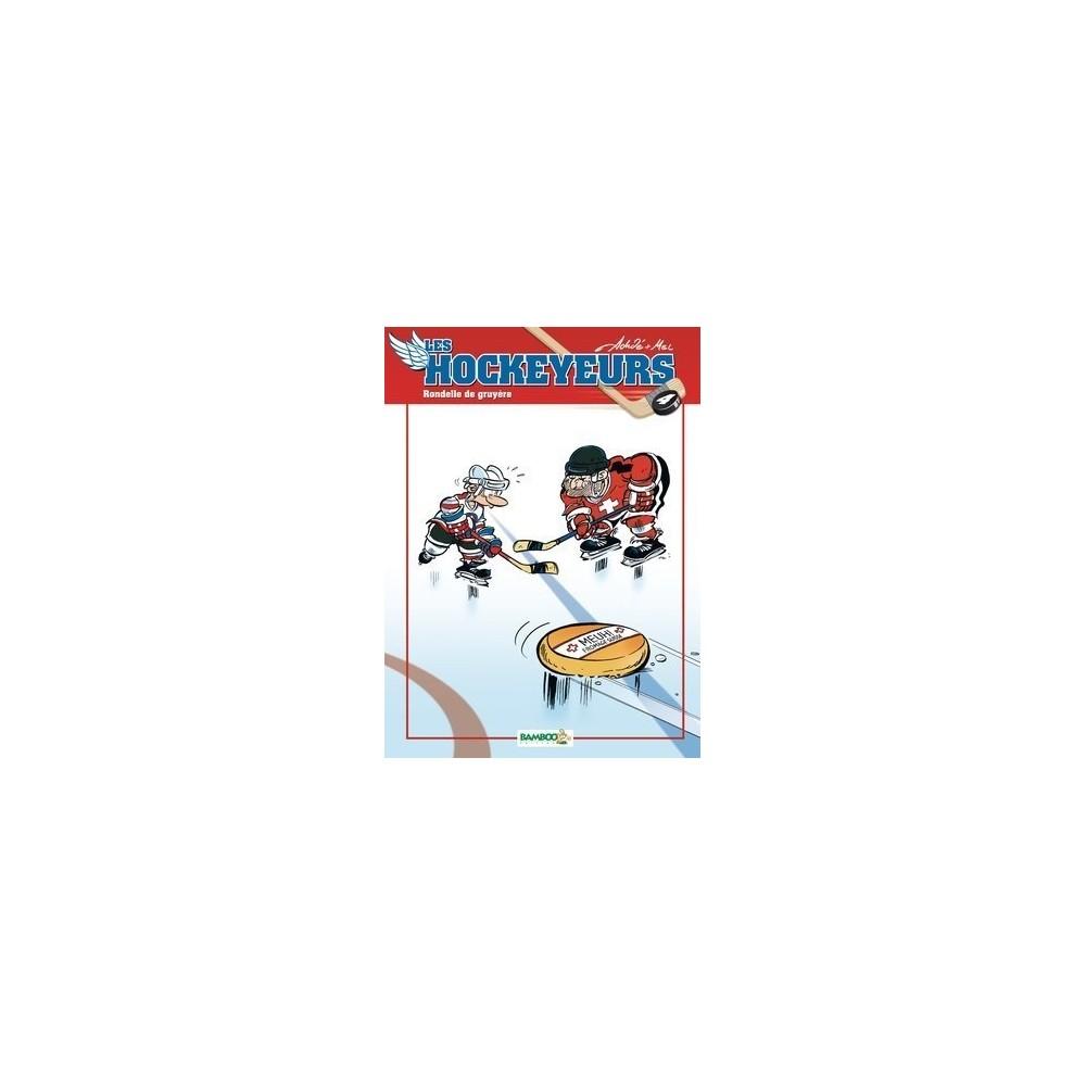 Livre BD Hockeyeurs N°4