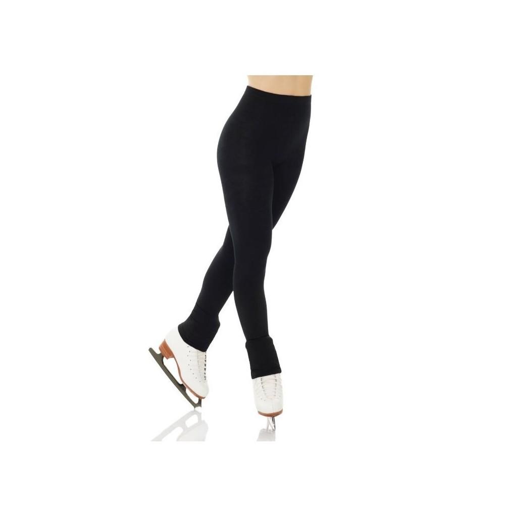 Pantalon MONDOR 4790 Leggins Plush noir adulte