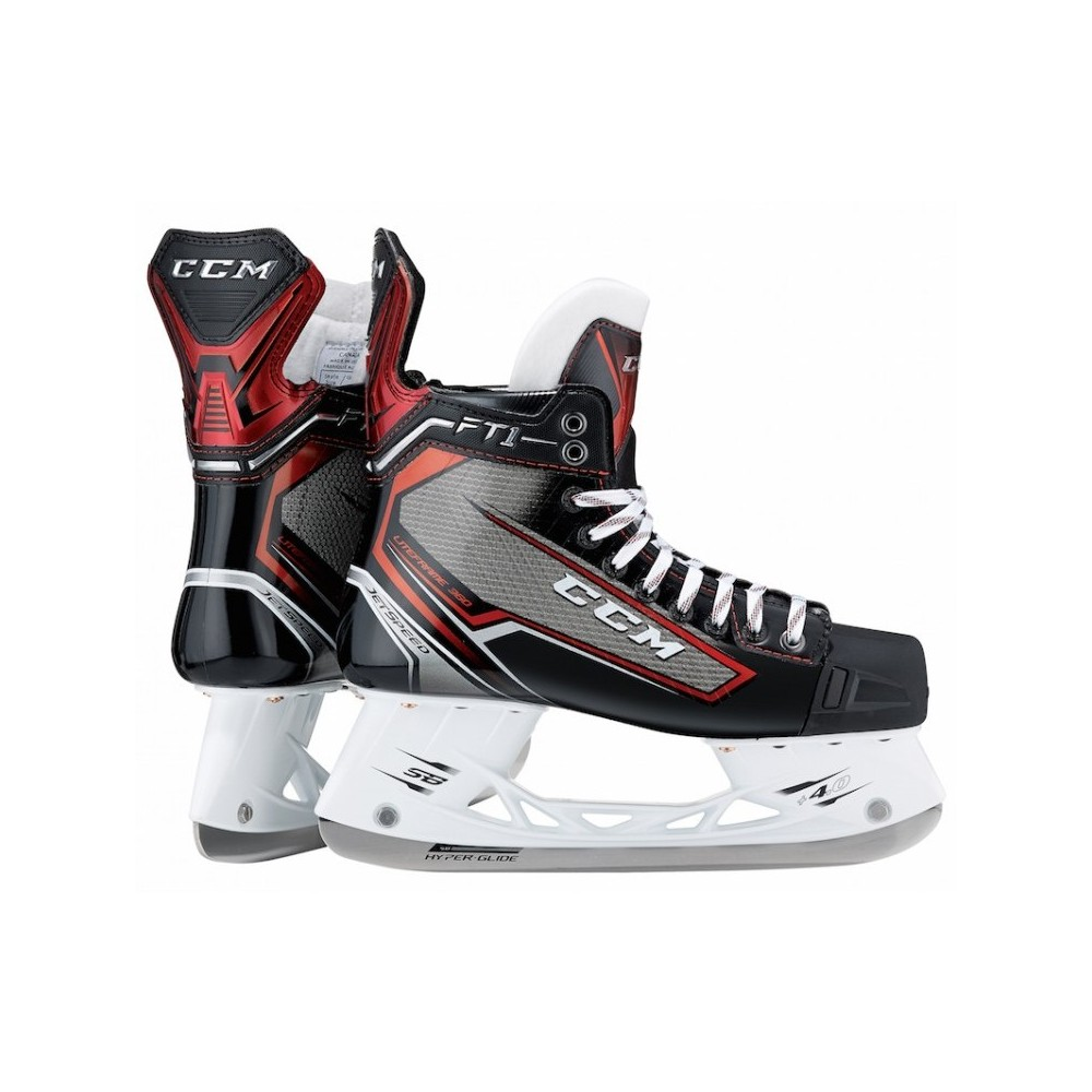 Patins CCM Jet Speed FT1 Pro senior