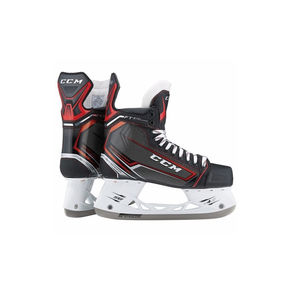 Patins CCM Jet Speed FT370 senior
