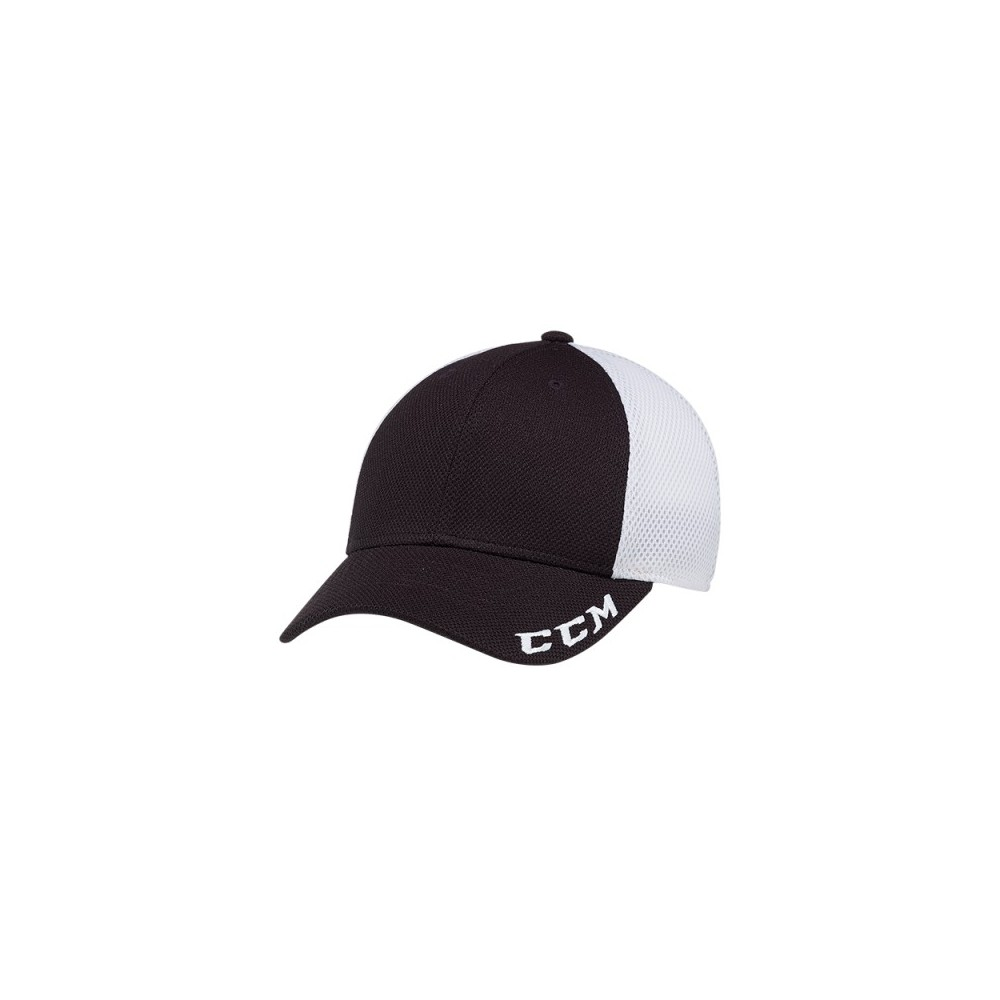 Casquette CCM Team Structured Mesh Flex