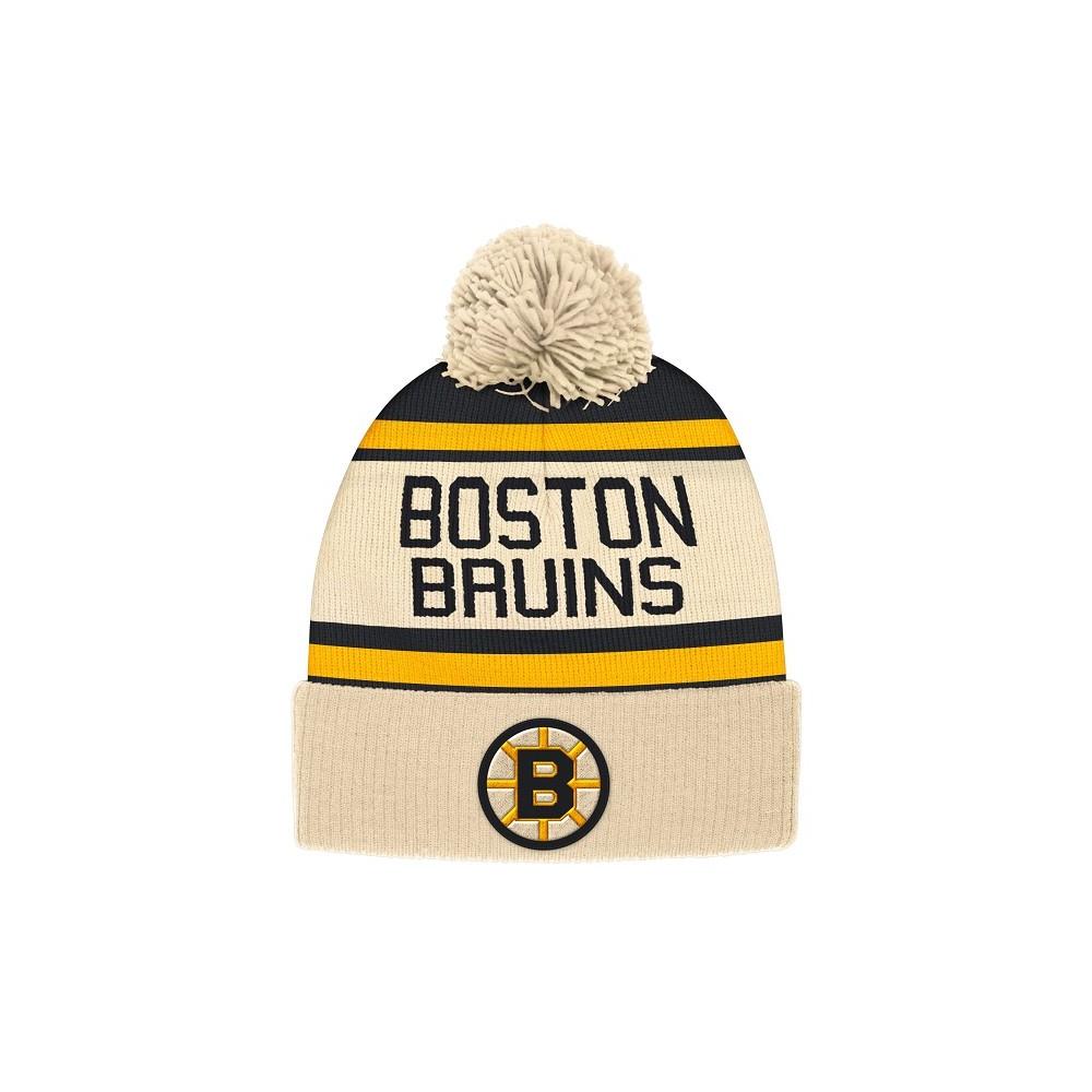 Bonnet NHL CCM Cuffed Pom Knit pompon