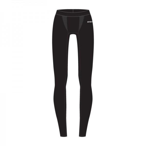 Pantalon CCM Performance Compression noir junior