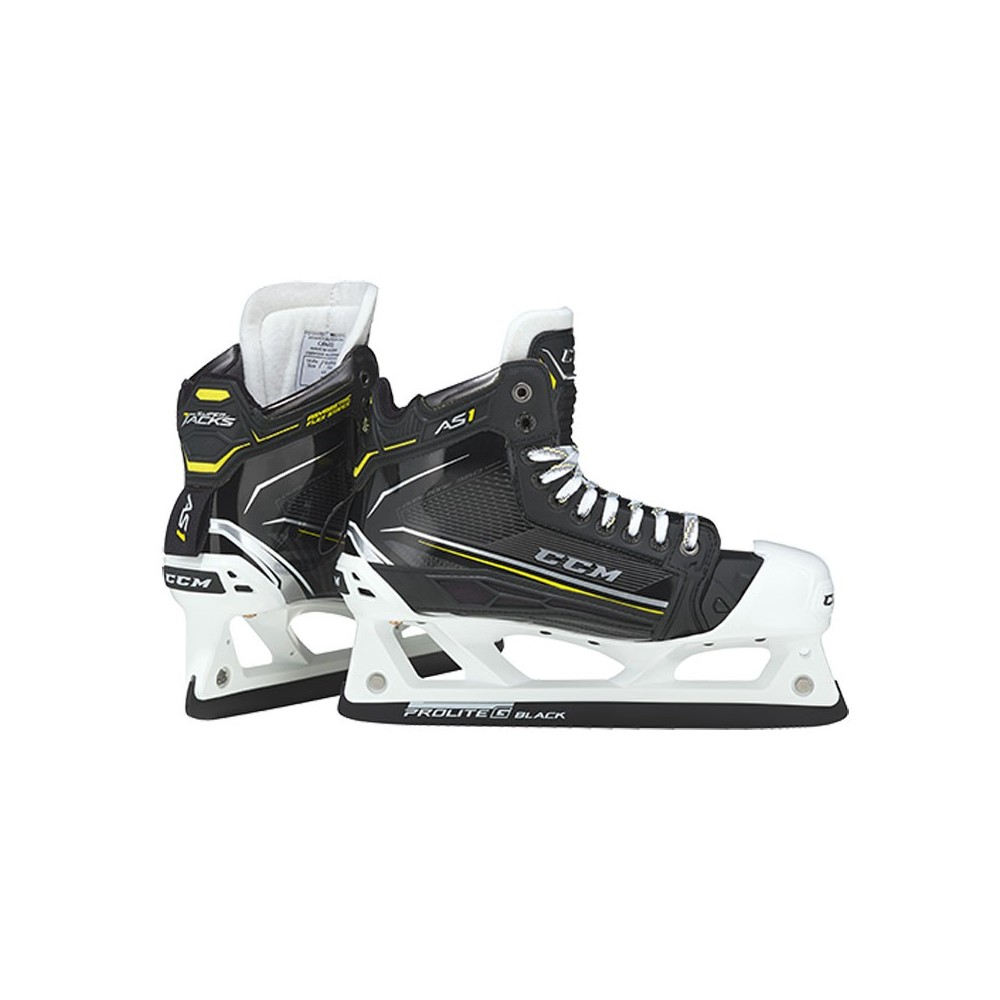 Patins CCM Super Tacks AS1 Pro gardien senior
