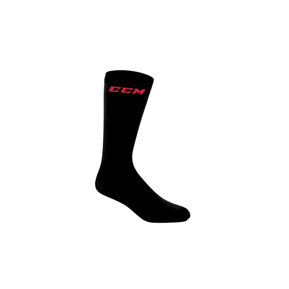Chaussettes CCM Liner sock knee 2018