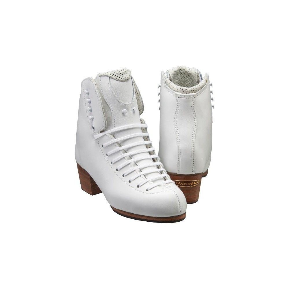 Bottines JACKSON 5500 Supreme blanc