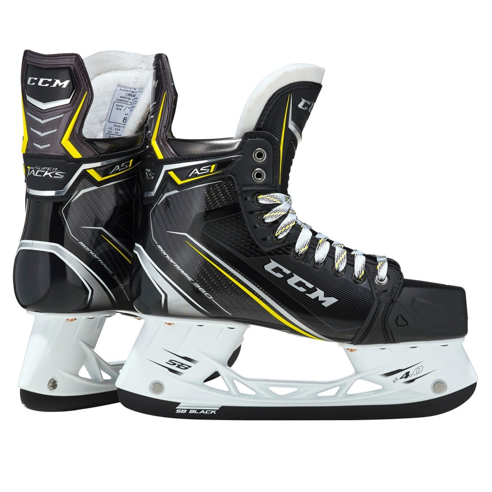 Patins CCM Super Tacks AS1 Pro junior