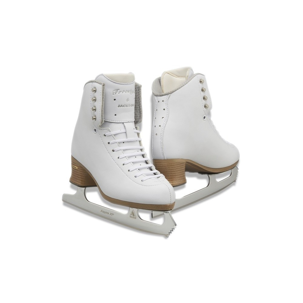 Patins JACKSON Freestyle FS2190 blanc adulte