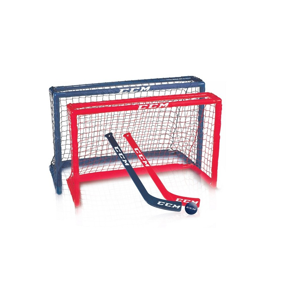 Paire mini hockey set  CCM 32''+ crosses +balle
