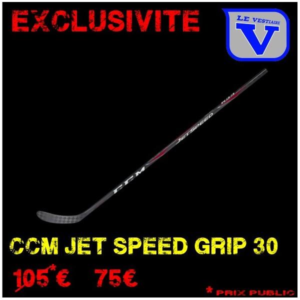 Monobloc CCM Jet Speed Grip 30 enfant