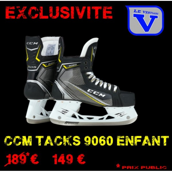 Patins CCM Tacks 9060 enfant