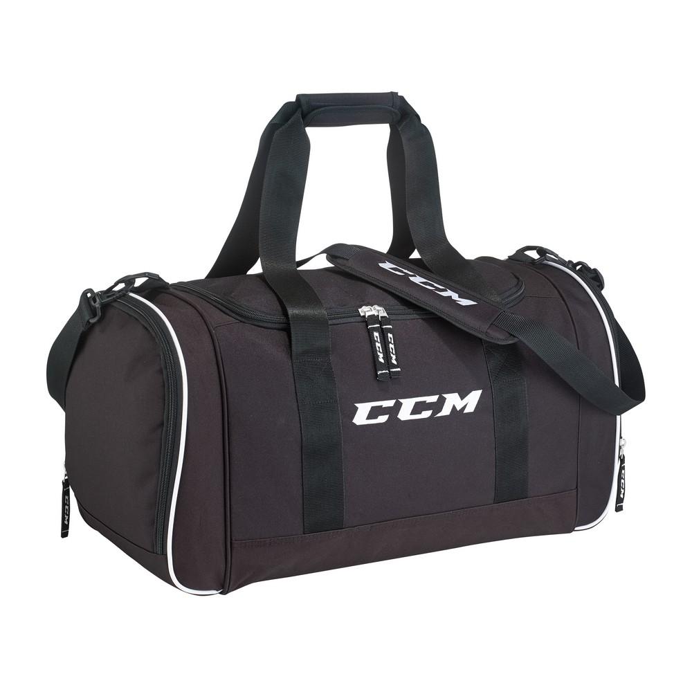"Sac de sport CCM 24"" noir"