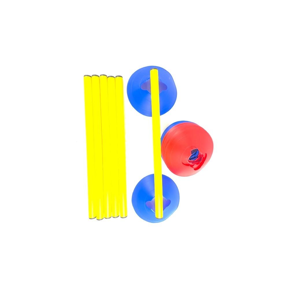 Set de cônes et jalons XLR8