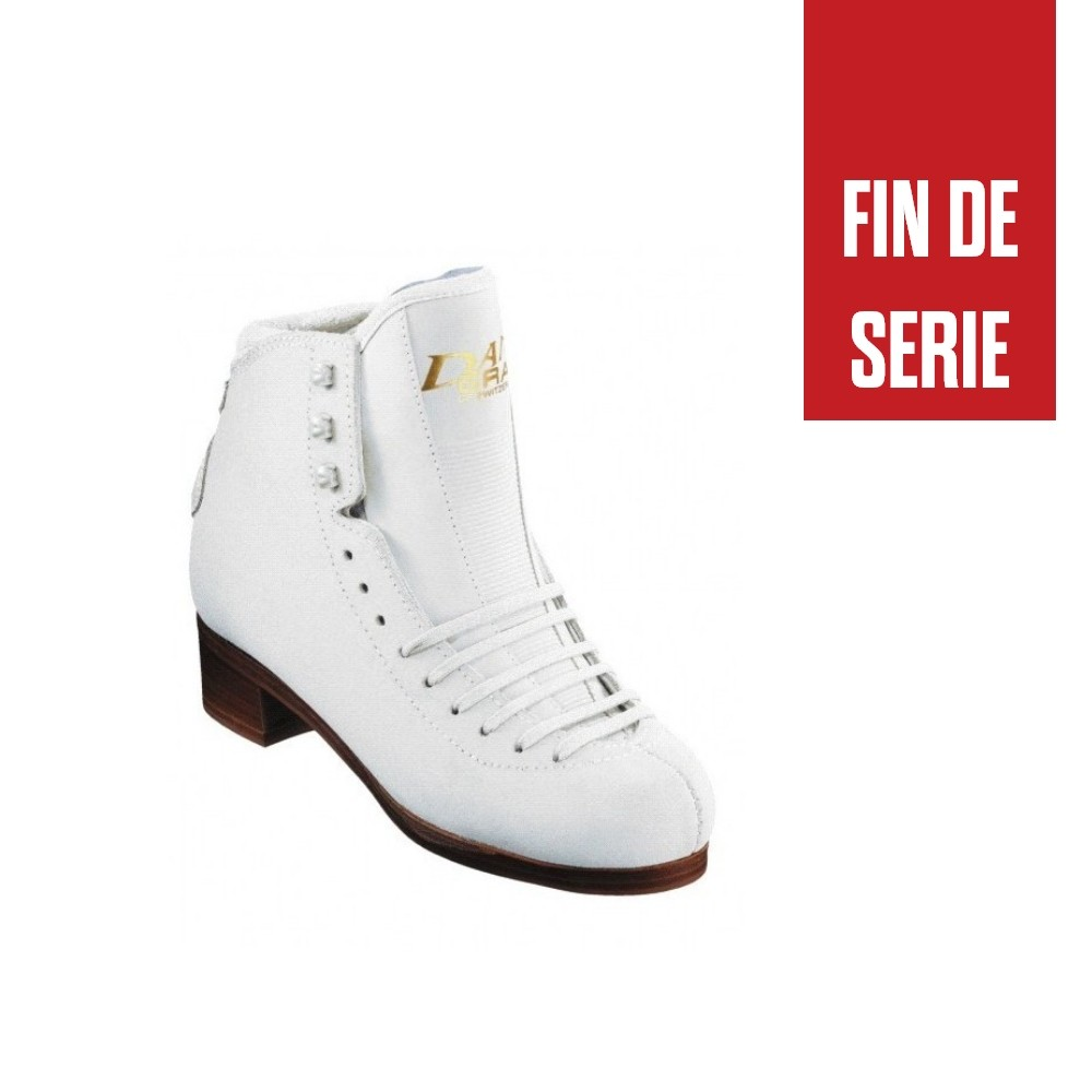 Bottines GRAF Dance L Blanche