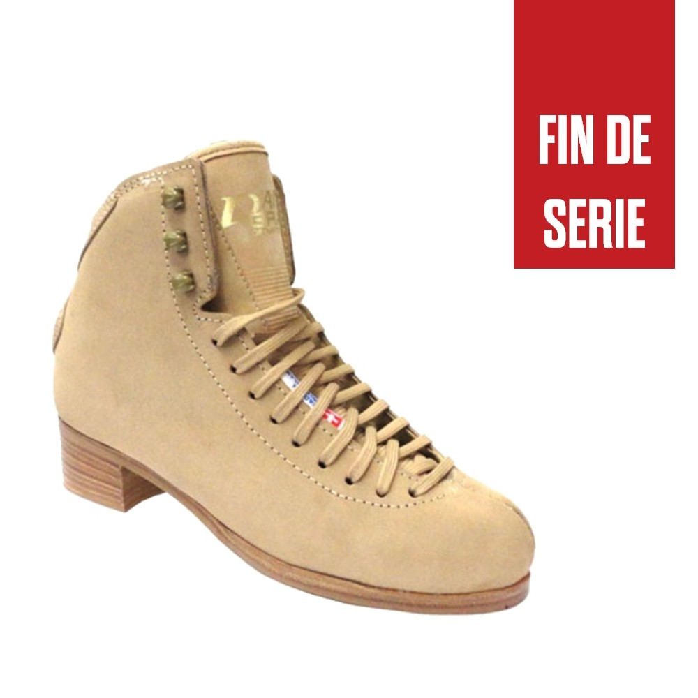Bottines GRAF Dance M Beige