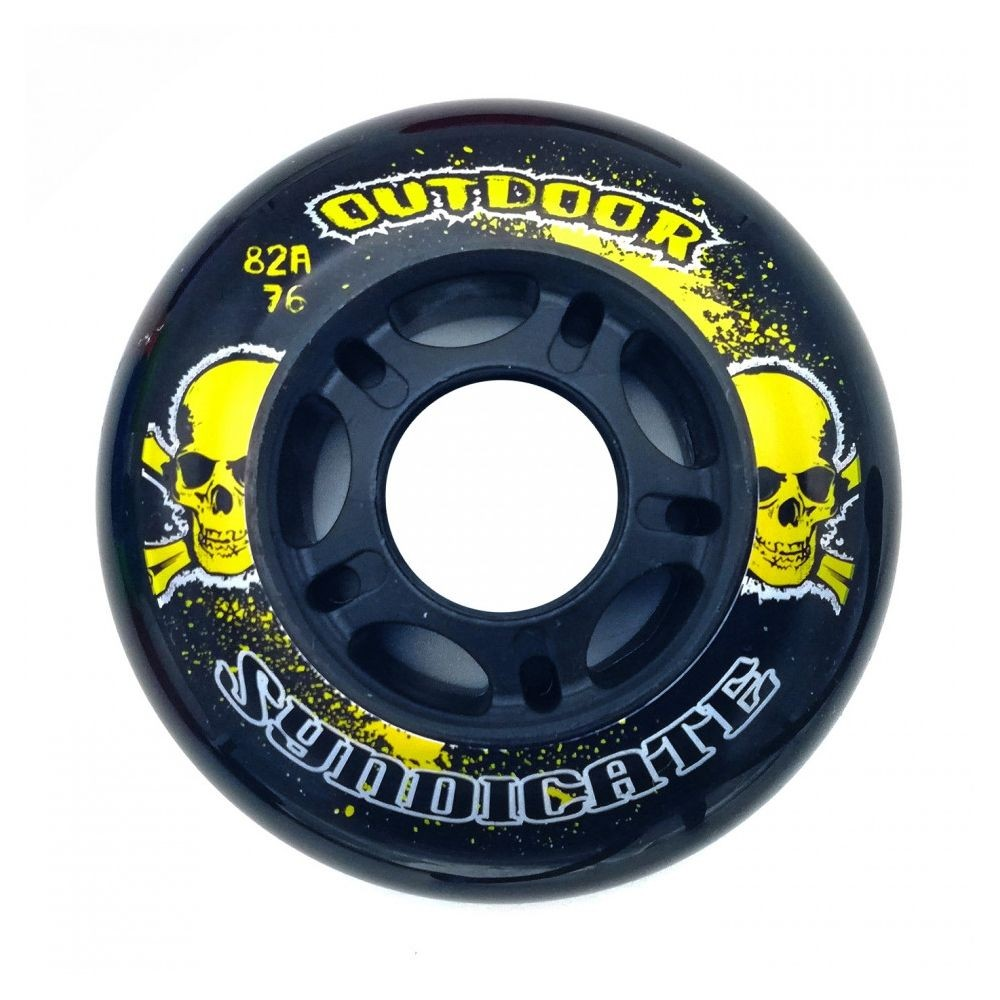 Roue SYNDICATE Skull 82A...