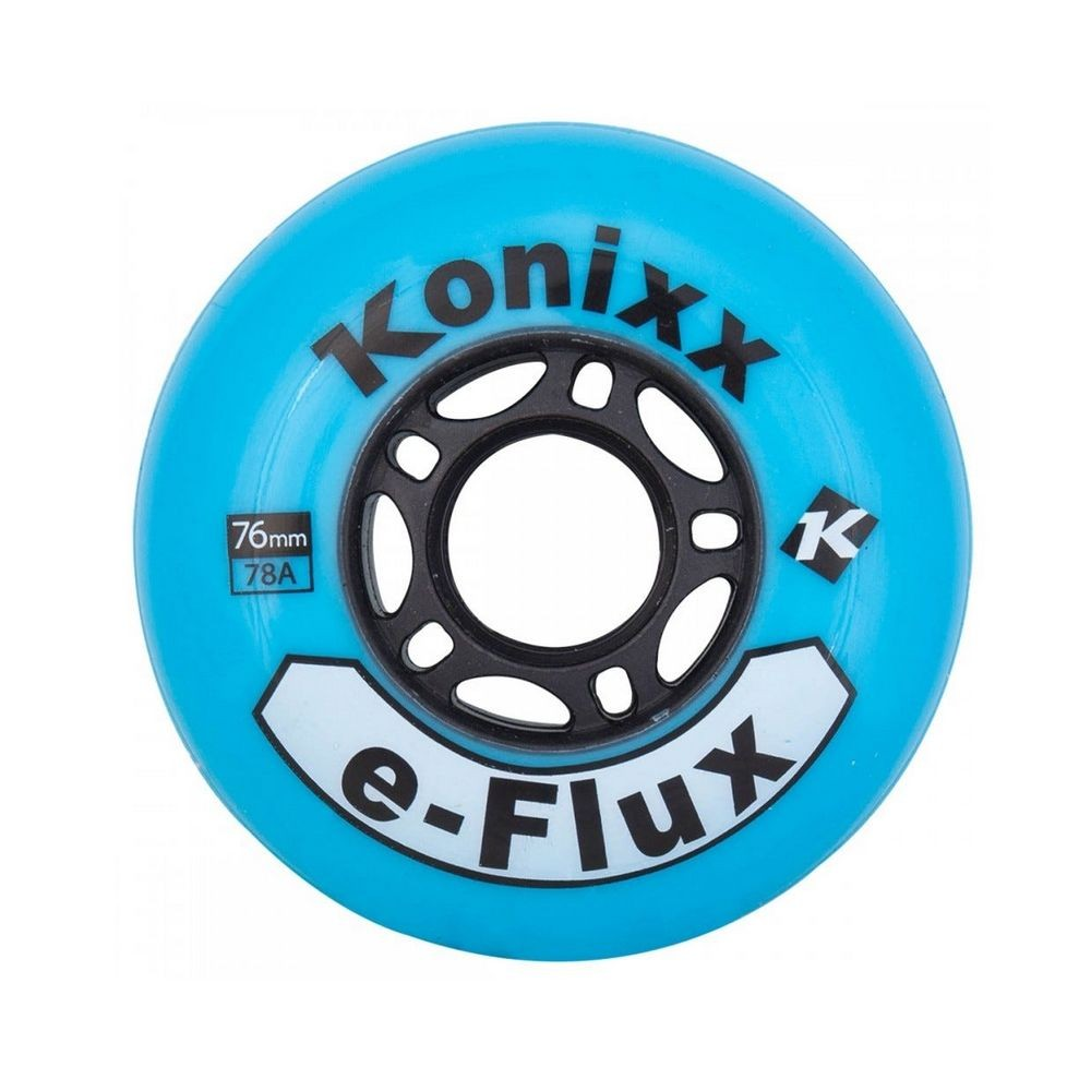 Roue Konixx e-Flux 78A Indoor
