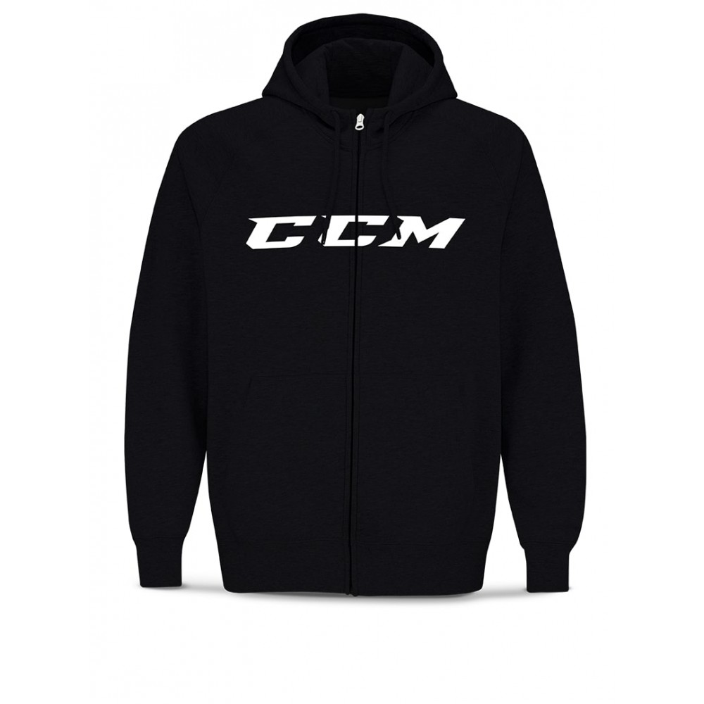 Sweat capuche CCM Zip CVC...