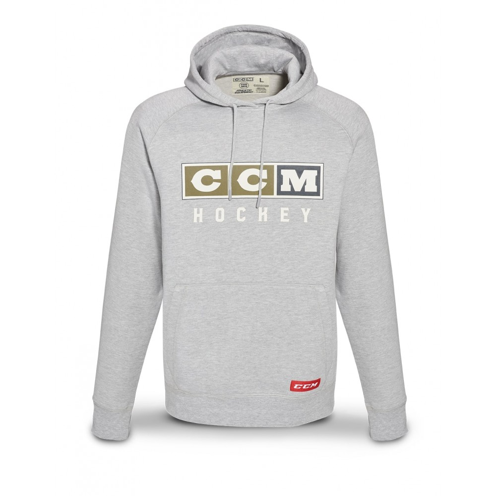 Sweat capuche CCM Classic Fleece Hood