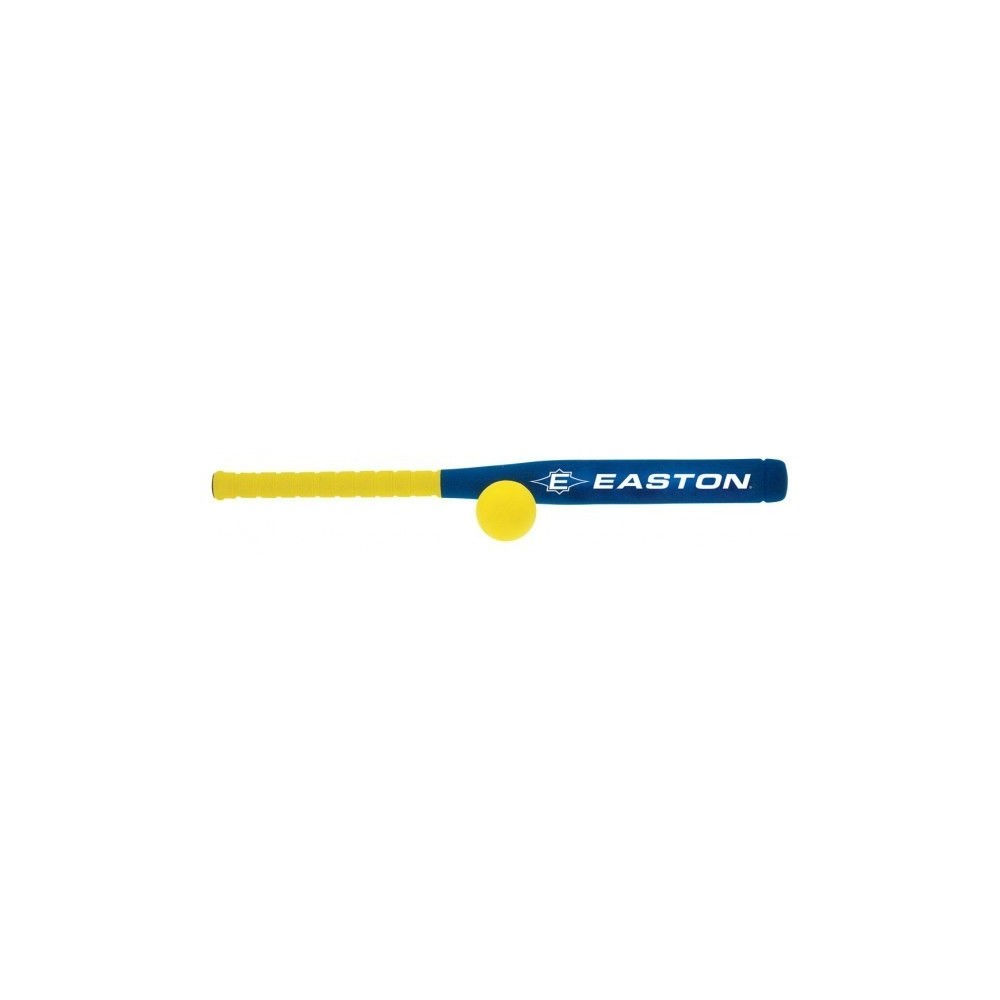 Pack EASTON  batte + balle mousse rigide